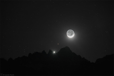 LH8062_Mount Whitney Conjunction