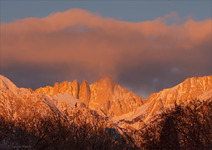 LH8083_Mount Whitney Cloudy Sunrise