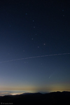 LH7432_Comet NEOWISE-ISS-Big Dipper Over San Francisco Bay